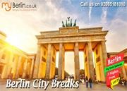 City breaks to Berlin - 3 Nights from £ 156 PP