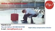 Flight Delay Compensation checker in london