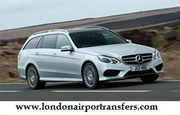 On-time Airport Transfer Services to and from London airports