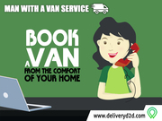 Removal Service,  Delivery D2D - 020 33222142