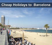 Barcelona Holidays – For authentic Spanish Holidays experience