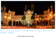Amazing Half Day Mumbai Sightseeing Tour Package Via Apollo Voyages