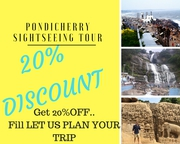 Amazing 3N/4D Chennai – Mahabalipuram- Pondicherry Sightseeing Tour Pa