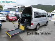 Disability Vehicles