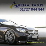 Find the A1 taxi service in St. Albans
