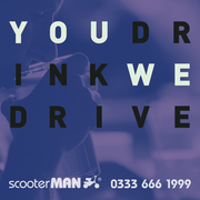 scooterMAN - chauffeur car services london