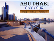 Direct Flights to Abu Dhabi from London £305