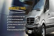 Book Online Minibus Services in Cheshire.