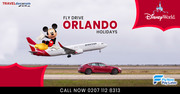 Cheap Fly Drive to Florida 2019/2020